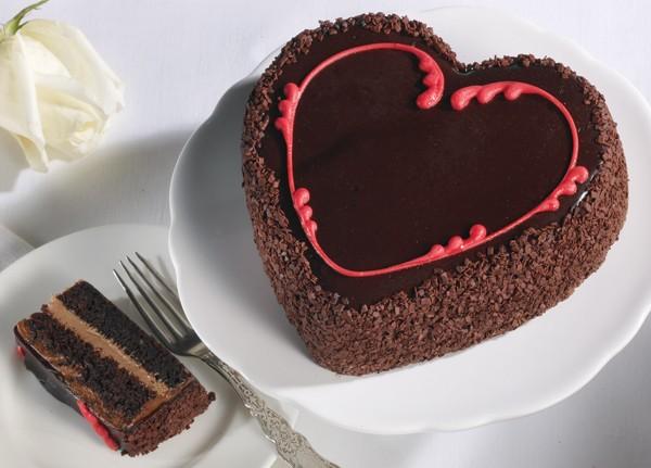 Heart shape cake, Heart shape cakes online