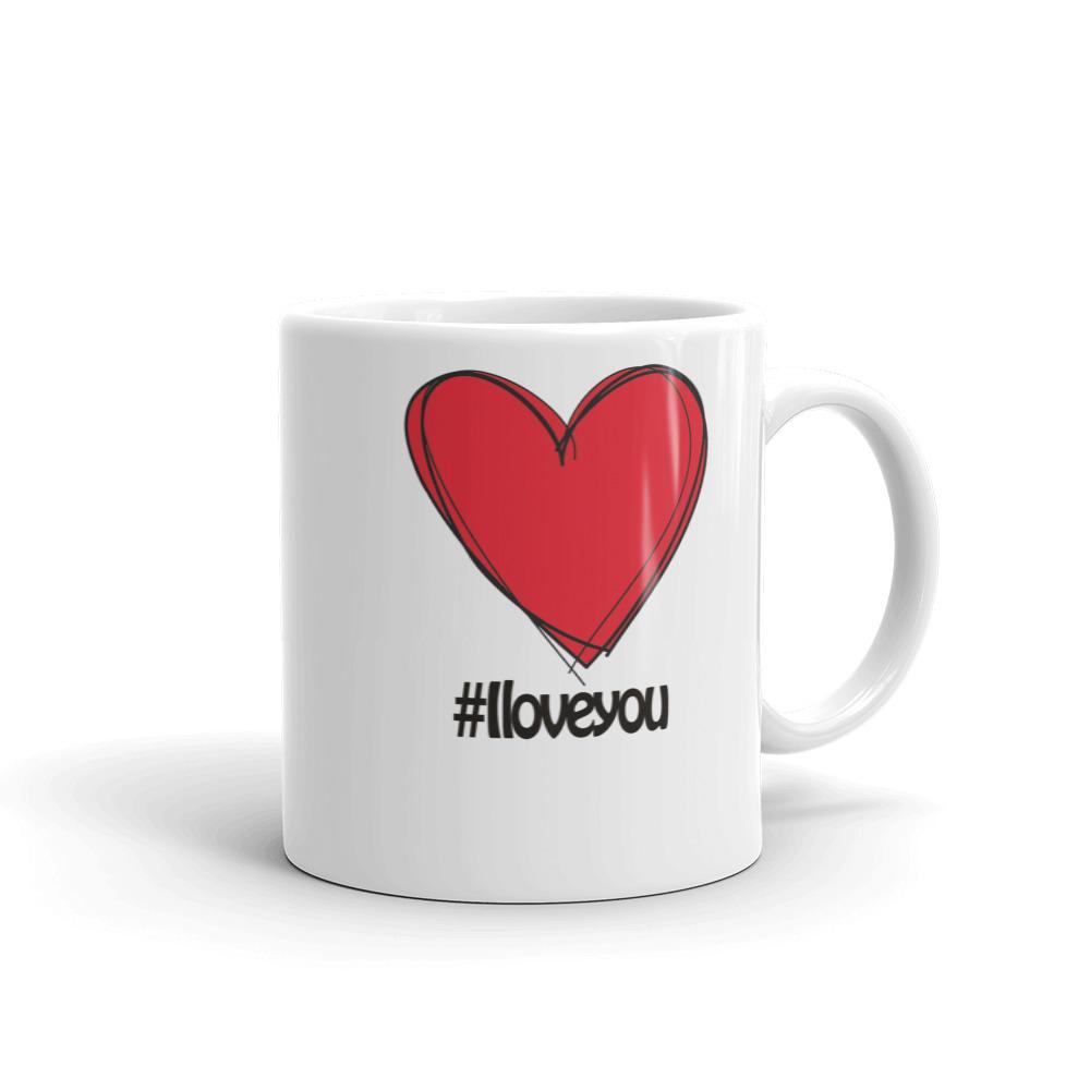 I Love You Coffee Mug, Coffee Mug Online