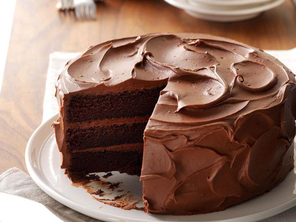 Tempting Cake