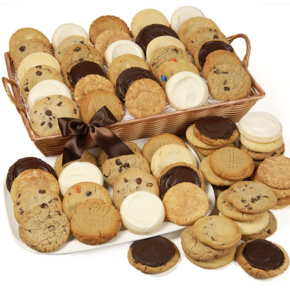 Box of Homemade Cookies
