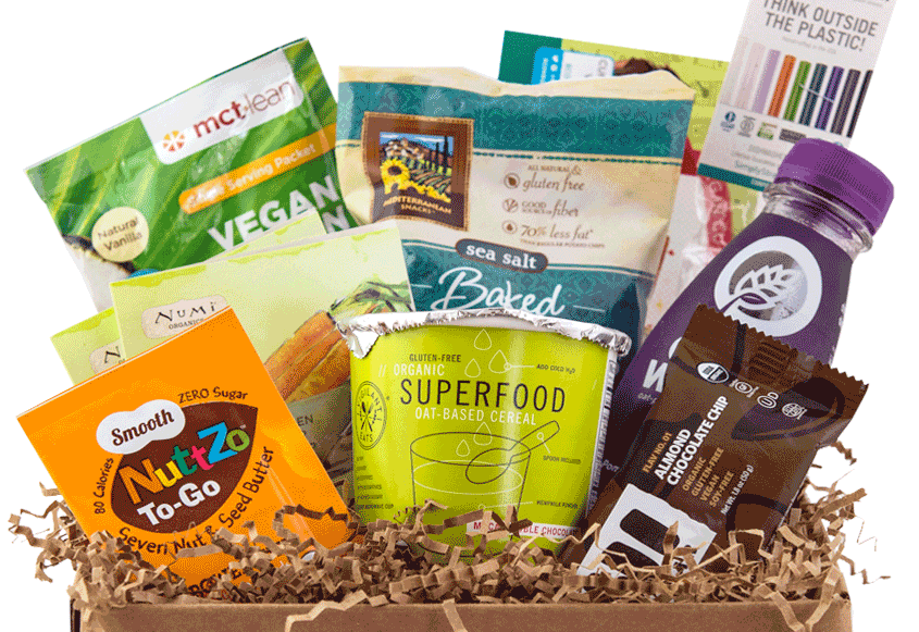 Healthy Snack Hampers
