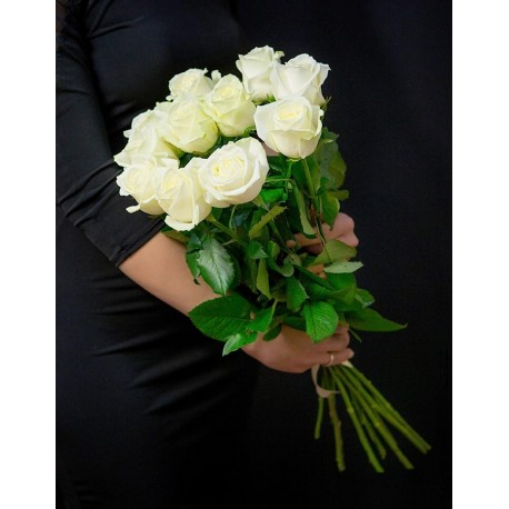 White Rose Bouquets, White Rose Meaning, Flowerdeliveryuae