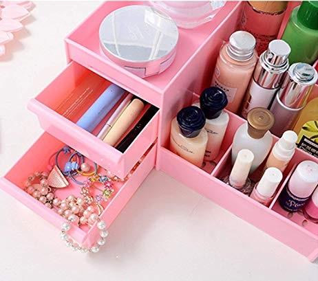 Girls vanity, Custom vanity mirror, beauty mini cosmetic makeup kit