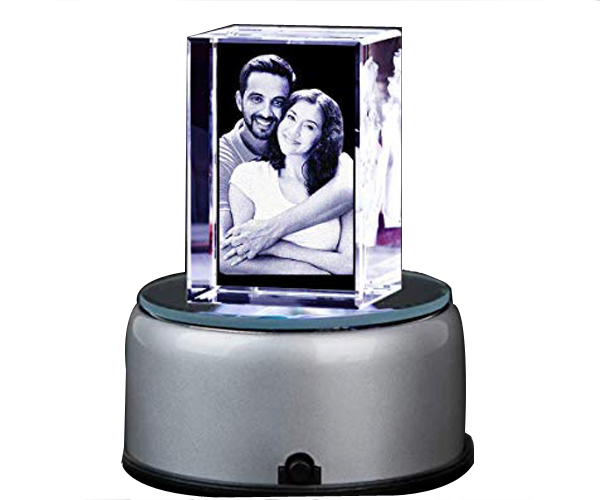 Crystal 3D Gifts