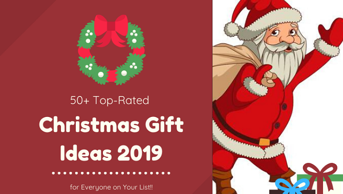 The Best Christmas Gift Ideas 2019