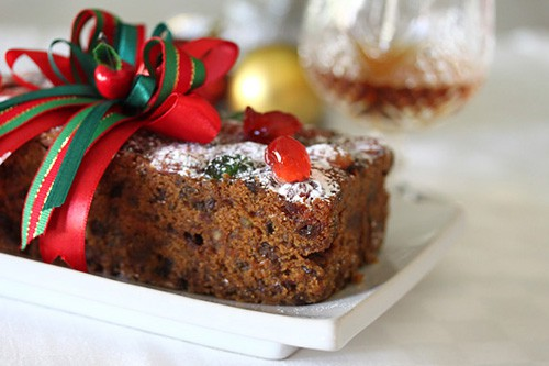 Perfect Christmas Cake