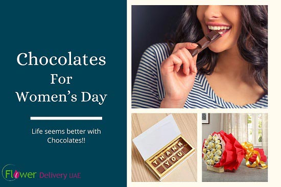 Send Women's Day Chocolates