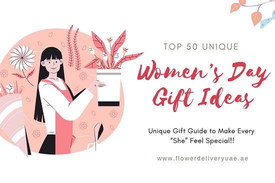 Women's Day Unique Gifts