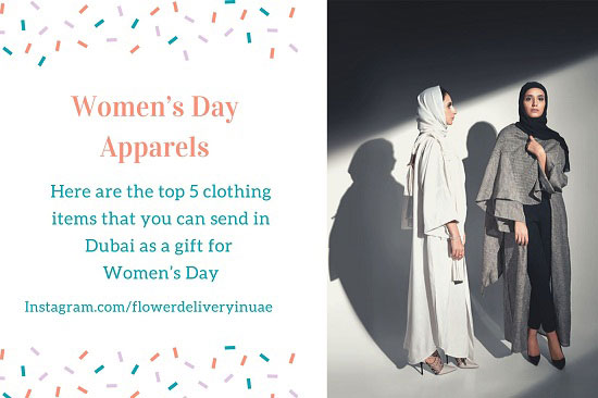 Women's Day Apparel Ideas