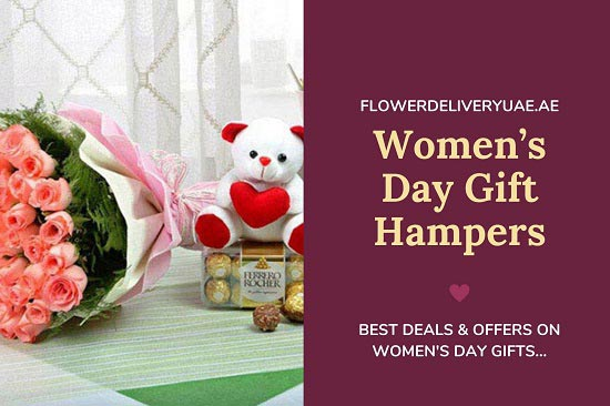 International Women's Day Gift Hampers