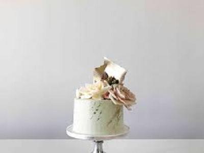 One-Tier Wedding Cakes