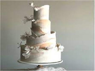 Sculptural Wedding Cakes