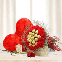 Choco Carnations