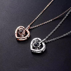 Love Projection Classy Necklace