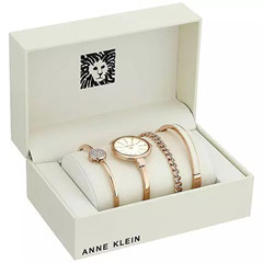 4 Piece Ladies Set Anne Klein White Color