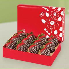 Swizzle Berries Semisweet Chocolate