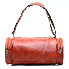 Duffle Gym Leather Bag