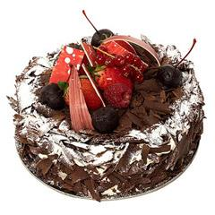 Flavorful Blackforest Cake