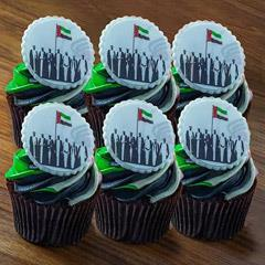 Spirit Of Unity Cup Cakes