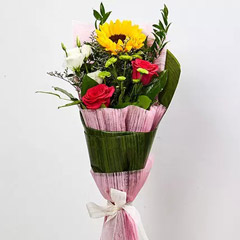 Splendid Mix Flowers Bouquet
