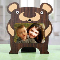 Bear Personalized Photo Frame