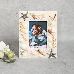 Beautiful Ocean Personalised Photo Frame
