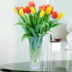 Vibrant Tulip Bouquet