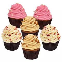 Mixed Cupcakes