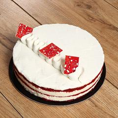 Delight Red Velvet Cake