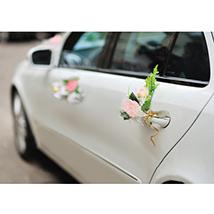 Royal Car Decoration