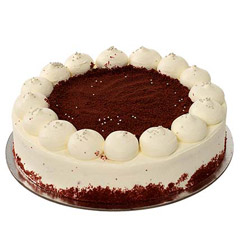 Yummy Red Velvet Cake 1Kg