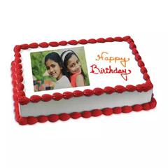 Celebration Photo Cake