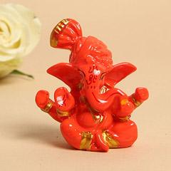 Benevolent Ganesha Idol