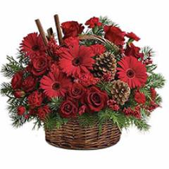 The Red Basket