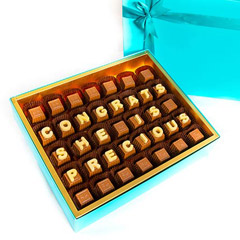 Custom Chocolate Box