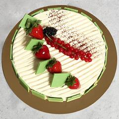 500gm Creamy Vanilla Cake