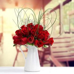 Valentine Love In Bloom