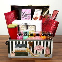 Grooming and Chocolate Hamper