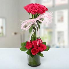 Two Storied Floral Arrangement