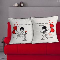 Everlasting Love Cushion