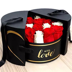Luxurious Box Of Rose