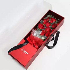 Magical Red Roses Box