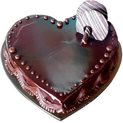 Heartshape Chocolate Truffle