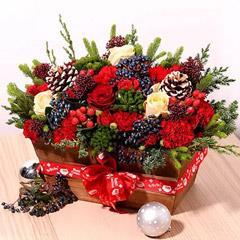 Christmas Special Flower Arrangement