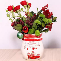 Xmas Special Flower Arrangement