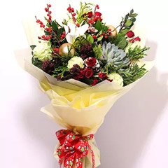 Xmas Special Flower Bouquet