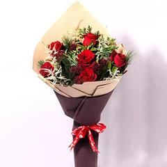 Xmas Special Flower Posy