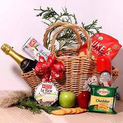All Delicious Surprise Basket
