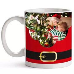 Personalised Holiday Mug