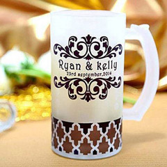 Special Personalize Beer Mug